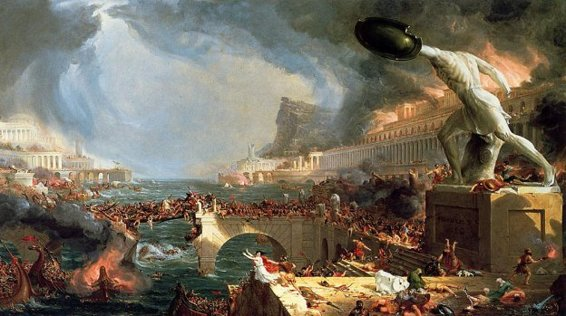 The Fall of Ancient Greece - Ancient Civilizations: From Beginning To End  (Ancient Rome, Ancient Greece, Ancient Egypt)