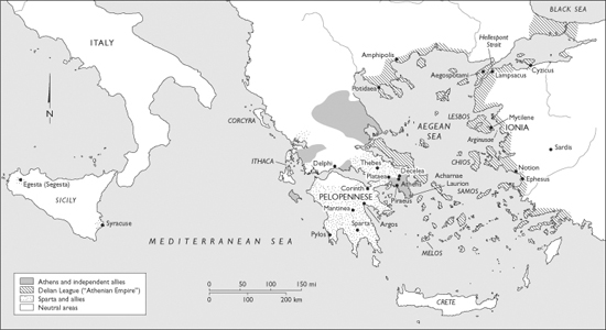 The Peloponnesian War and Its Aftermath at Athens - Ancient Greece ...