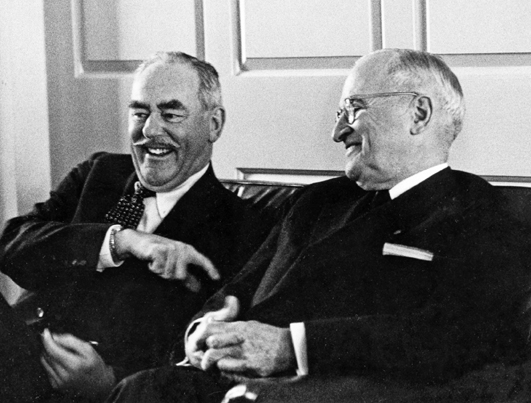 Truman and Dean Acheson The Personal Correspondence of Harry S Affection and Trust 1953-1971