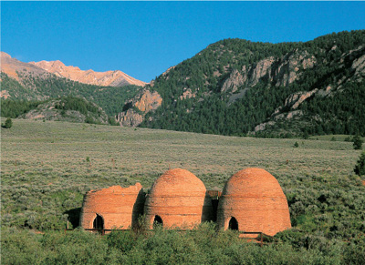 The Nicholia Charcoal Kilns - Hidden History and Old West Haunts of  Colorado, Wyoming, Idaho, Montana, Utah, and Nevada