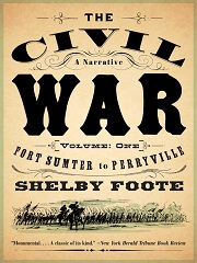 The Civil War, Vol. 1: Fort Sumter to Perryville (The Civil War #1)