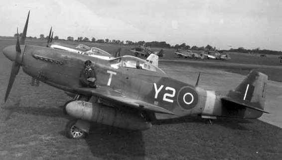 MUSTANG VARIANTS OF THE RAF AND RAAF - Mustang: Thoroughbred